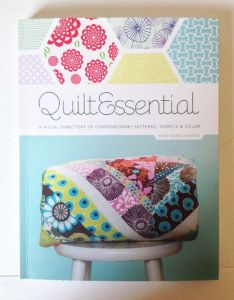 Quilt Essentail Book COver